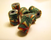 DESTASH - Mary Jane's Fimo Beads