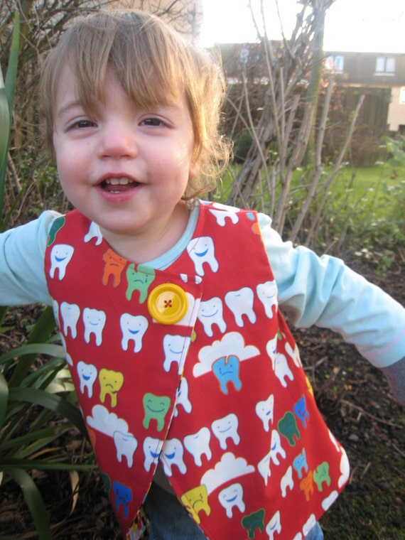 Four way reversible swing top pattern and tutorial