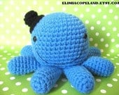 Oswald the Octopus Amigurumi