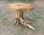 Driftwood Plantstand