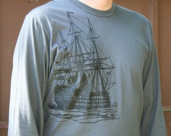 Black Ship Asphalt Guys Shirt