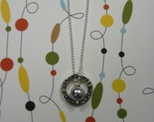 Ever Forward Sterling Silver Necklace