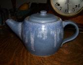 Hand Thrown Stoneware Tea Pot