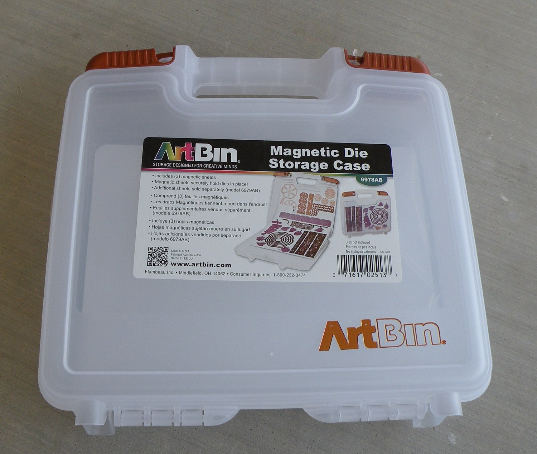 Artbin Super Satchel Series Magnetic Die And Storage Case