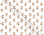 Pink Rose Digital Paper