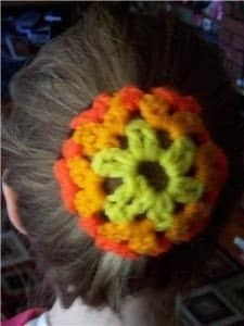 Free Bun Hair Accessory Crochet Patterns - Yahoo! Voices - voices