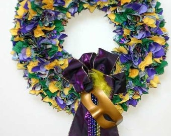 "Shop ""mardi gras fabric"" in Home & Living"