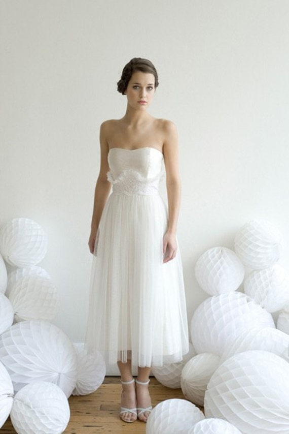 RESERVED FOR SANDY: size 8 Giselle dress