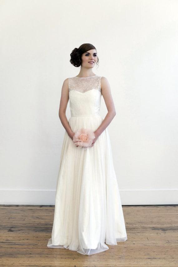 For Emily full length wedding gown