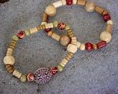 Wooden bracelet set fundraiser for kids camp