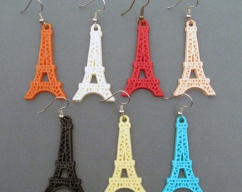 La dame de fer en lucite - Lucite Eiffel tower
