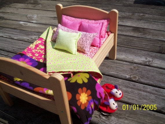 Sicilia 10 Piece Ikea Doll Bed Or American Girl Doll By