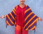 Alar (Winglike) Shawl - Crochet Pattern