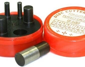 Disc Cutter Round Frame