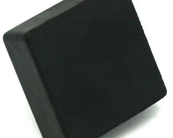 Rubber Bench Block Small  2 x 2 x 1 inch square  chasing stamping hammering wire hardening