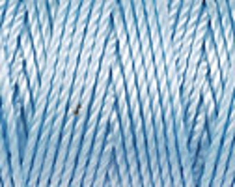 Sky Blue C-Lon Tex 400 Beading Cord 43 Yards