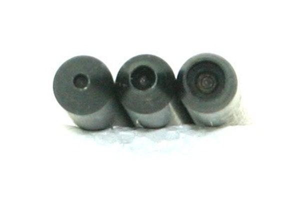 Circle Stamps, Metal, 3 Sizes, 3 stamps for about the price of one (BS-LPS021)