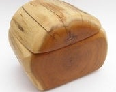 Pacific Yew Driftwood Wood Box