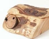 Alligator Juniper Wood Box