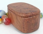 Eco Friendly California Redwood Box, salvaged redwood wooden box, ring bearer, engagement ring, jewelry box, guitar pick holder