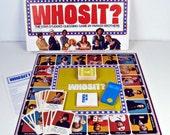 vintage board game - Whosit - Parker Brothers - 1970s