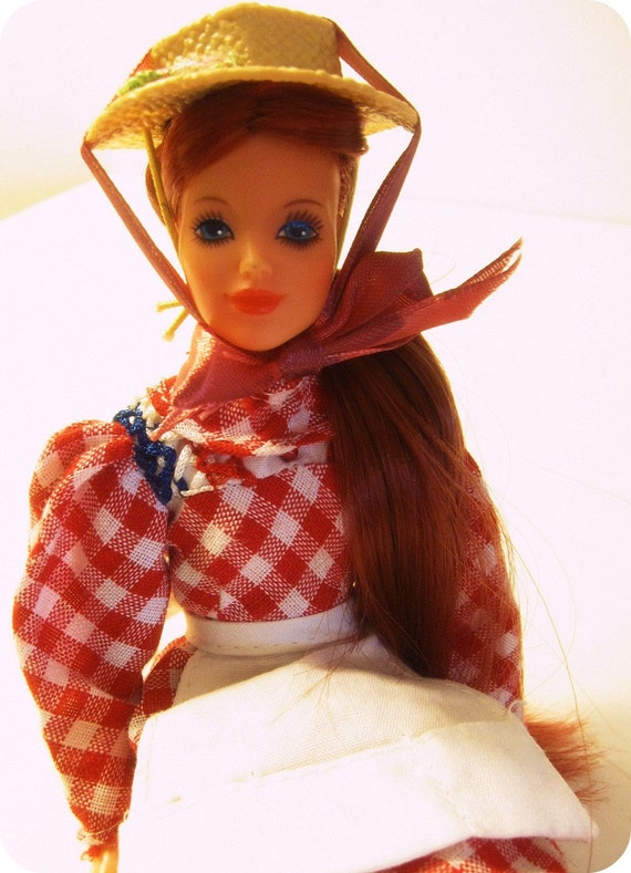 Sale Vintage Doll Jody The Country Girl Ideal By