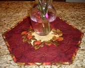 Rich Color Table Mat Reserved for Grace
