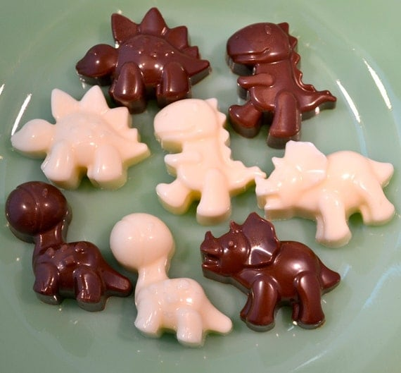 Dinosaur Chocolate Candy 24 Pieces