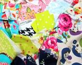 Fabric Scraps, Fabric, Scrap Bag
