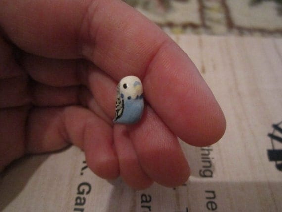 Blue Budgies for your Ears