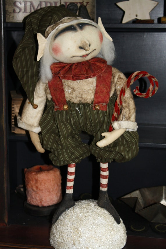 Howie The Elf EPATTERN