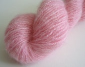 Recycled Mohair Yarn - Cotton Candy (175 yds)