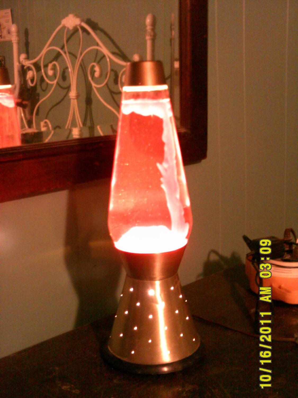 Vintage Groovy 1960 S Lava Lamp