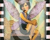 ON SALE Limited Edition Print - Pandora's Keeper No. 19/25