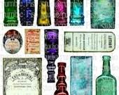 Bottled Up image set