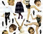 New     Dance-A-Thon image set - 2 sheets