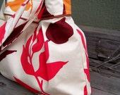 Everyday Bag Tote Bag Messenger Bag - Falling Leaves