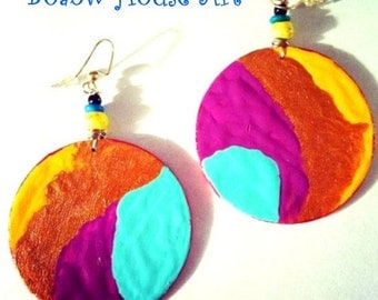 Bohemian Island Earrings