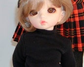 Mock Turtleneck -Little Fee, -Wiggs Millie, IH BID, Yo-SD, Tiny BJDs - Other colors available