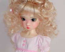 Ruffled Stripes fits Kaye Wiggs MSD BJD, DollsTown 7 year - Similar MSD