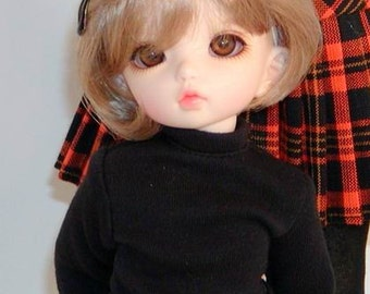 Mock Turtleneck -LTFee, YoSD, Tella, Tia, BID, KW & other Tiny BJD - Other colors available