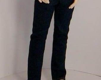 Denim or Corduroy Jeans for Kaye Wiggs MSD & similar sized MSD BJDs