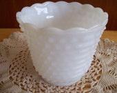 Hobnail bowl