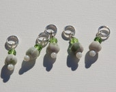Peace Stitch Markers
