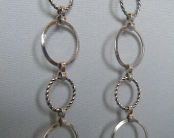 HUGE SALE - Simple Chain Earrings