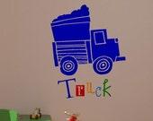 Truck Vinyl Decal