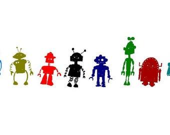 Robot Rally - MEDIUM