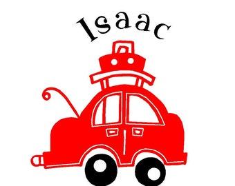 Big Name Car