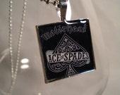 Motorhead- Ace Of Spades Necklace