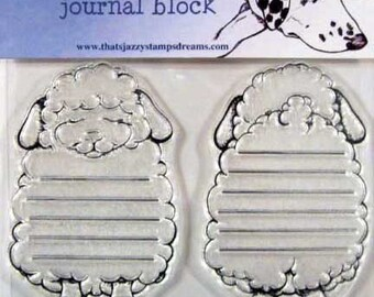 Sleep Sheep Journal Stamps